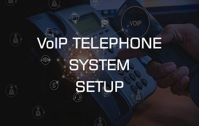 VoIP Telephone System Setup