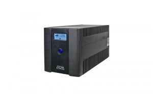 Powercom RPT-2000AP LCD - 2000VA / 1200W Line Interactive UPS