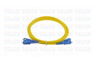 JHT-SCSM2DX-15M - SC/UPC-SC/UPC Single Mode Duplex პაჩკორდი