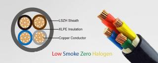 Low Smoke Zero Halogen